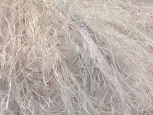 Fiber Content 100% Polyamide, White, Light Pink, Light Blue, Brand ICE, Yarn Thickness 5 Bulky  Chunky, Craft, Rug, fnt2-55734