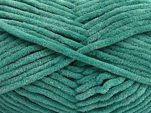 Fiber Content 100% Micro Fiber, Brand ICE, Green, Yarn Thickness 4 Medium  Worsted, Afghan, Aran, fnt2-55750