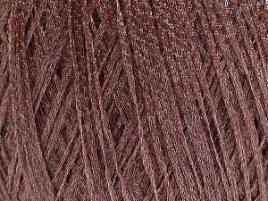 Fiber Content 50% Polyester, 50% Polyamide, Rose Brown, Brand ICE, fnt2-55903