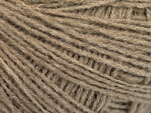 Fiber Content 80% Acrylic, 20% Viscose, Brand ICE, Beige, Yarn Thickness 1 SuperFine  Sock, Fingering, Baby, fnt2-55925