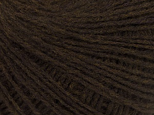 Fiber Content 80% Acrylic, 20% Viscose, Brand ICE, Brown, Yarn Thickness 1 SuperFine  Sock, Fingering, Baby, fnt2-55926