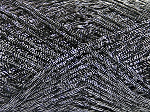 Fiber Content 44% Cotton, 44% Acrylic, 12% Polyamide, Brand ICE, Grey, Black, Yarn Thickness 2 Fine  Sport, Baby, fnt2-56020