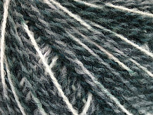 Fiber Content 50% Wool, 50% Acrylic, Brand ICE, Grey Shades, fnt2-56074