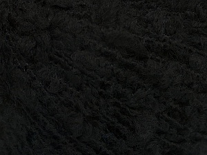 Fiber Content 60% Superwash Merino Wool, 25% Baby Alpaca, 2% Elastan, 13% Polyamide, Night Black, Brand ICE, fnt2-56538