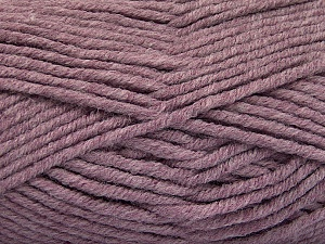 Fiber Content 80% Acrylic, 20% Polyamide, Light Maroon Melange, Brand ICE, Yarn Thickness 5 Bulky  Chunky, Craft, Rug, fnt2-56585
