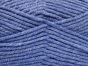 Fiber Content 80% Acrylic, 20% Polyamide, Lilac, Brand ICE, Yarn Thickness 5 Bulky  Chunky, Craft, Rug, fnt2-56588
