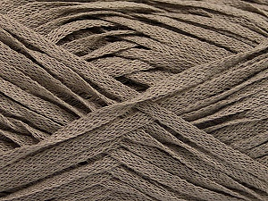Fiber Content 100% Acrylic, Brand ICE, Dark Beige, Yarn Thickness 3 Light  DK, Light, Worsted, fnt2-56935