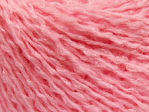 Fiber Content 90% Acrylic, 10% Polyamide, Light Pink, Brand ICE, Yarn Thickness 2 Fine  Sport, Baby, fnt2-57204