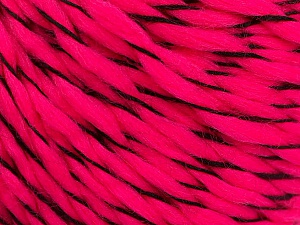 Fiber Content 100% Acrylic, Brand ICE, Fuchsia, Yarn Thickness 3 Light  DK, Light, Worsted, fnt2-57538
