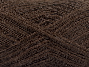 Fiber Content 100% Acrylic, Brand ICE, Dark Brown, fnt2-57878