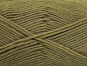 Fiberinnhold 100% Superwash Wool, Light Khaki, Brand ICE, fnt2-58181