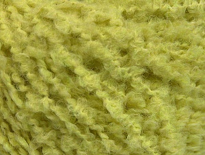 Fiber Content 8% Nylon, 65% Acrylic, 27% Wool, Light Green, Brand ICE, fnt2-58481