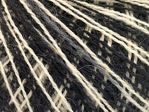 Fiber Content 100% Wool, White, Brand ICE, Black, fnt2-58550