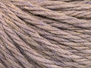 Fiber Content 60% Acrylic, 40% Wool, Lilac Melange, Brand ICE, fnt2-58572