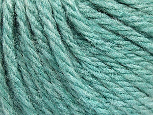 Fiber Content 60% Acrylic, 40% Wool, Light Turquoise, Brand ICE, fnt2-58574