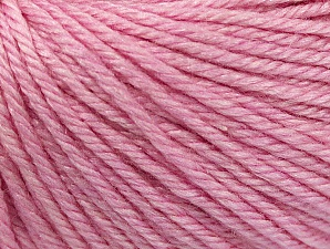 Fiber Content 50% Silk, 30% Merino Superfine, 20% Cashmere, Pink, Brand ICE, Yarn Thickness 3 Light  DK, Light, Worsted, fnt2-58668