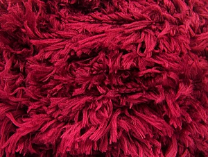 Fiber Content 100% Micro Fiber, Brand ICE, Burgundy, Yarn Thickness 6 SuperBulky  Bulky, Roving, fnt2-58808