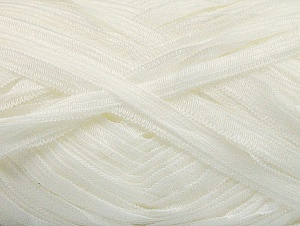 Fiber Content 100% Polyamide, White, Brand ICE, Yarn Thickness 4 Medium  Worsted, Afghan, Aran, fnt2-58914