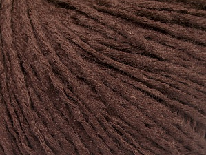 Fiber Content 50% Wool, 50% Acrylic, Brand ICE, Brown, fnt2-58928