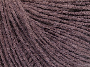 Fiber Content 50% Acrylic, 50% Wool, Maroon, Brand ICE, Yarn Thickness 3 Light  DK, Light, Worsted, fnt2-58940
