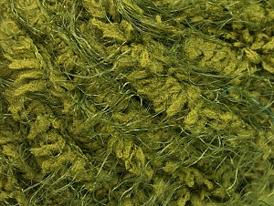 Fiber Content 100% Polyamide, Olive Green, Brand ICE, Yarn Thickness 6 SuperBulky  Bulky, Roving, fnt2-58992