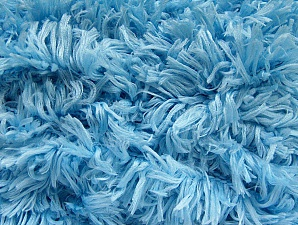 Fiber Content 100% Micro Fiber, Light Blue, Brand ICE, Yarn Thickness 6 SuperBulky  Bulky, Roving, fnt2-59062