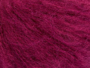 Fiber Content 70% Acrylic, 20% Mohair, 10% Wool, Brand ICE, Dark Orchid, fnt2-59084