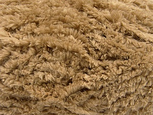 Fiber Content 100% Micro Fiber, Light Brown, Brand ICE, Yarn Thickness 6 SuperBulky  Bulky, Roving, fnt2-59114