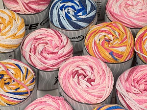 Cakes Air This mixed lot includes a total of 2000 gr (70.5 oz.) yarn. There is no standard for ball weight. Also disregard any information on the labels. You will get what you see in the photo. Fiber Content 50% Acrylic, 50% Polyamide, Brand ICE, fnt2-59516