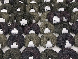 Sale Winter This mixed lot includes a total of 2000 gr (70.5 oz.) yarn. There is no standard for ball weight. Also disregard any information on the labels. You will get what you see in the photo. Fiber Content 45% Acrylic, 45% Wool, 10% Polyamide, Brand ICE, fnt2-59654