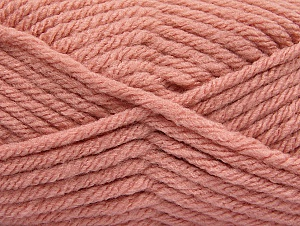 Fiber Content 100% Acrylic, Rose Pink, Brand ICE, Yarn Thickness 6 SuperBulky  Bulky, Roving, fnt2-59743