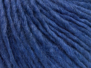 Fiber Content 50% Acrylic, 50% Wool, Purple, Brand ICE, Yarn Thickness 4 Medium  Worsted, Afghan, Aran, fnt2-59815