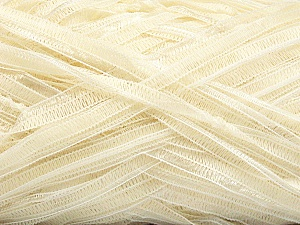 Fiber Content 50% Polyamide, 50% Cotton, Brand ICE, Cream, fnt2-59832