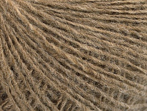 Fiber Content 50% Wool, 50% Acrylic, Brand ICE, Camel, Yarn Thickness 2 Fine  Sport, Baby, fnt2-60010
