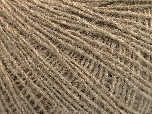 Fiber Content 50% Wool, 50% Acrylic, Light Camel, Brand ICE, Yarn Thickness 2 Fine  Sport, Baby, fnt2-60011