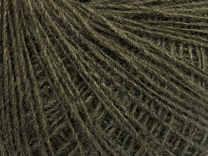 Fiber Content 50% Wool, 50% Acrylic, Khaki, Brand ICE, Yarn Thickness 2 Fine  Sport, Baby, fnt2-60014