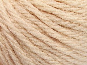 Fiber Content 60% Acrylic, 40% Wool, Light Powder Pink, Brand ICE, Yarn Thickness 6 SuperBulky  Bulky, Roving, fnt2-60045