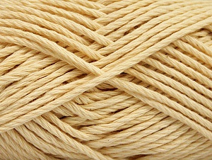 Fiber Content 100% Cotton, Brand ICE, Dark Cream, fnt2-60092
