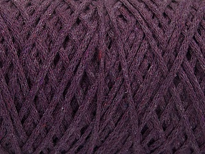 Fiber Content 100% Cotton, Purple, Brand ICE, fnt2-60150
