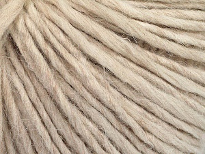 Fiber Content 100% Acrylic, Brand ICE, Beige Melange, Yarn Thickness 4 Medium  Worsted, Afghan, Aran, fnt2-60230
