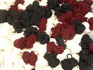 Peru Alpaca Leftover This mixed lot includes about 100 hanks of Peru Alpaca leftover yarns. There is no standard for fiber content and weight. The total weight is 2000 gr (70.5 oz.). Fiber Content 50% Merino Wool, 25% Acrylic, 25% Alpaca, Brand ICE, fnt2-60276