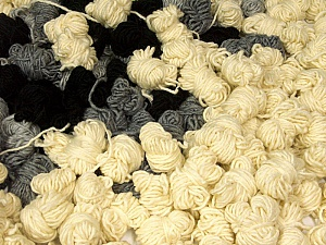 Peru Alpaca Leftover This mixed lot includes about 100 hanks of Peru Alpaca leftover yarns. There is no standard for fiber content and weight. The total weight is 2000 gr (70.5 oz.). Fiber Content 50% Merino Wool, 25% Acrylic, 25% Alpaca, Brand ICE, fnt2-60278
