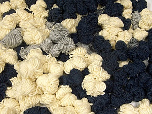 Peru Alpaca Leftover This mixed lot includes about 100 hanks of Peru Alpaca leftover yarns. There is no standard for fiber content and weight. The total weight is 2000 gr (70.5 oz.). Fiber Content 50% Merino Wool, 25% Alpaca, 25% Acrylic, Brand ICE, fnt2-60279