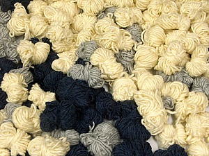 Peru Alpaca Leftover This mixed lot includes about 100 hanks of Peru Alpaca leftover yarns. There is no standard for fiber content and weight. The total weight is 2000 gr (70.5 oz.). Fiber Content 50% Merino Wool, 25% Acrylic, 25% Alpaca, Brand ICE, fnt2-60313