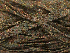 Fiber Content 82% Viscose, 18% Polyester, Brand ICE, Dark Khaki, Yarn Thickness 5 Bulky  Chunky, Craft, Rug, fnt2-60346
