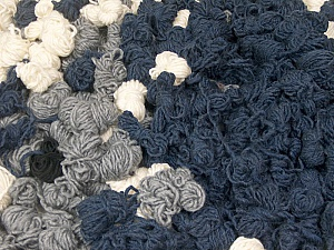 Peru Alpaca Leftover This mixed lot includes about 100 hanks of Peru Alpaca leftover yarns. There is no standard for fiber content and weight. The total weight is 2000 gr (70.5 oz.). Fiber Content 50% Merino Wool, 25% Acrylic, 25% Alpaca, Brand ICE, fnt2-60389