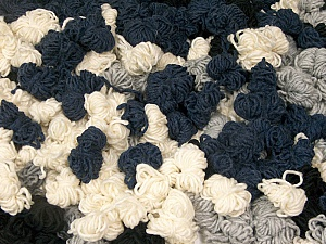 Peru Alpaca Leftover This mixed lot includes about 100 hanks of Peru Alpaca leftover yarns. There is no standard for fiber content and weight. The total weight is 2000 gr (70.5 oz.). Fiber Content 50% Merino Wool, 25% Acrylic, 25% Alpaca, Brand ICE, fnt2-60390