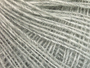 Fiber Content 100% Acrylic, Light Grey, Brand ICE, Yarn Thickness 2 Fine  Sport, Baby, fnt2-60662