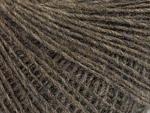 Fiber Content 50% Wool, 50% Acrylic, Brand ICE, Dark Camel, Yarn Thickness 2 Fine  Sport, Baby, fnt2-60841