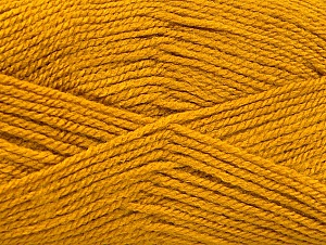 Fiber Content 100% Acrylic, Brand ICE, Gold, Yarn Thickness 3 Light  DK, Light, Worsted, fnt2-60847